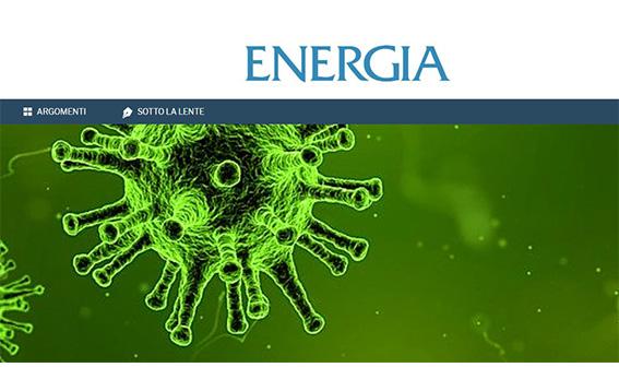 Se il Coronavirus infetta anche i mercati energetici