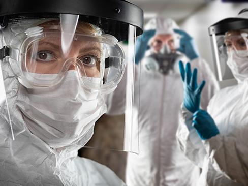 Emergenza Coronavirus, i contagi sul lavoro denunciati all'Inail sono 131mila